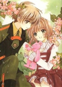 The Look of Love: A Cardcaptor Sakura Moment