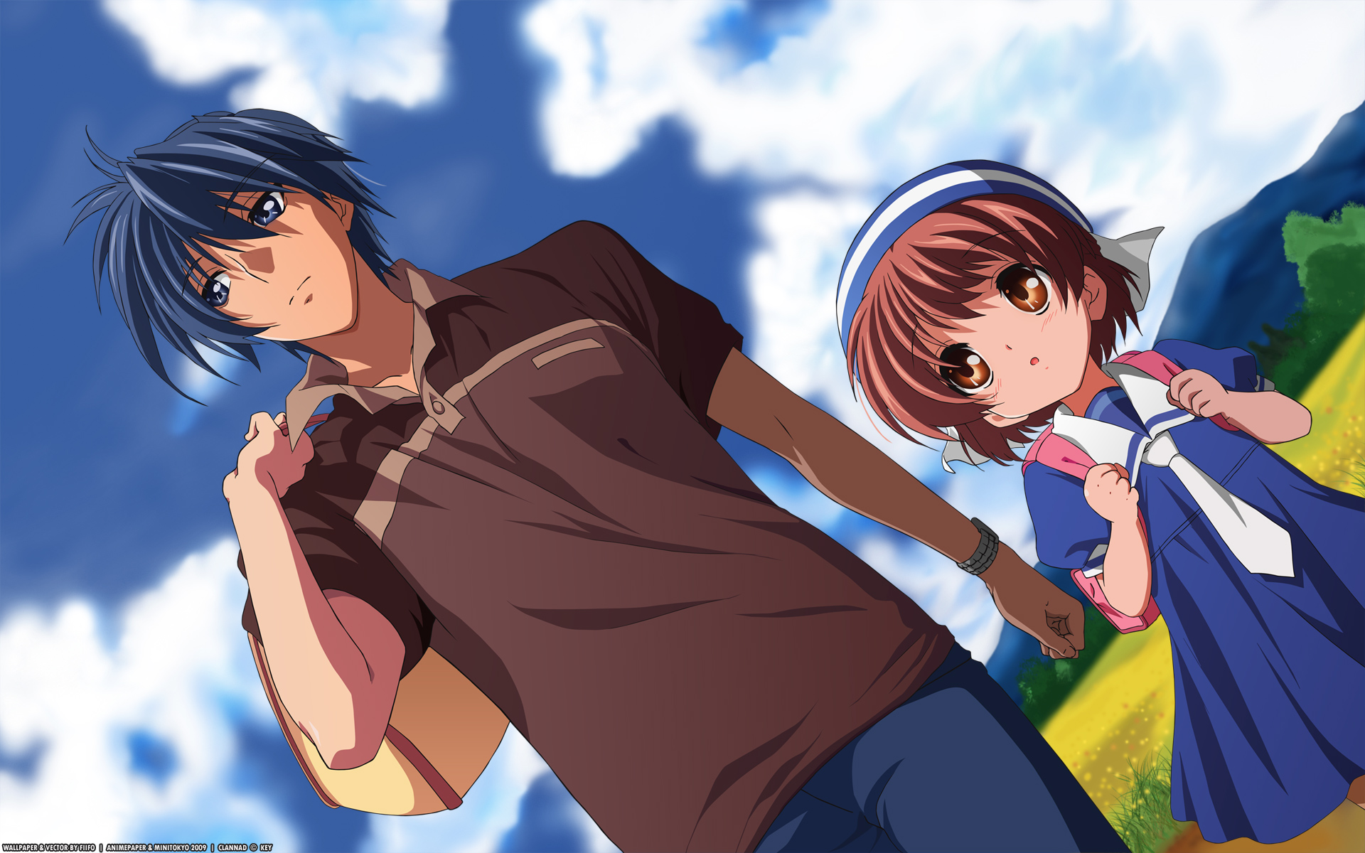 Anime Review Clannad After Story Simpleek