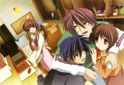 Anime Review: Clannad After Story (1/2)