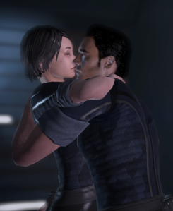 The Evolution of Mass Effect's Kaidan Alenko: A Soldier & A Lover