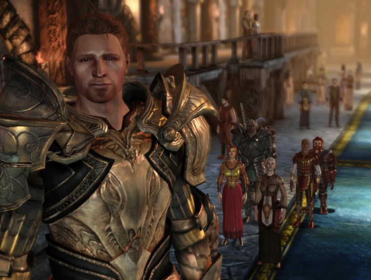 The Men of Bioware: Their Romance Arcs, Personalities, & How They Measure Against Each Other Pt. I (1/3)