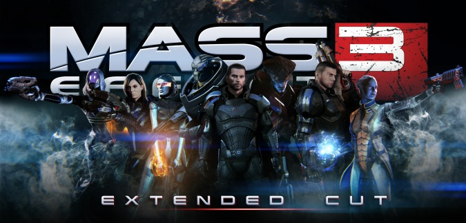 Reflecting on Mass Effect 3: Extended Cut