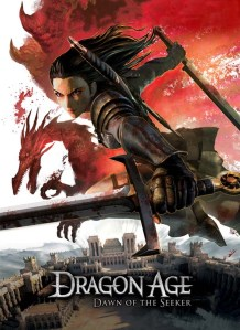 Movie Review: Dragon Age - Dawn of the Seeker
