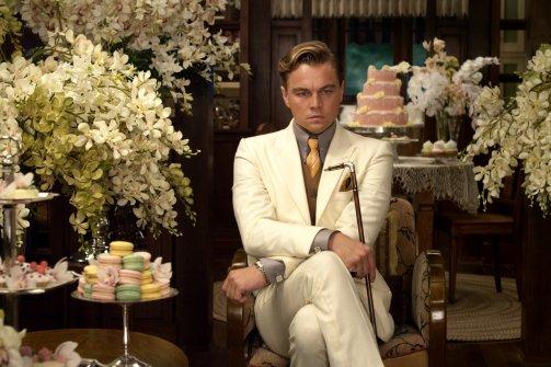 Leonardo DiCaprio as Jay Gatsby