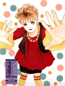 The Girl Got Spunk - Tsukushi Makino Of Hana Yori Dango