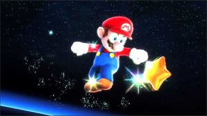 That star has our blood, sweat, and tears on it. How do you feel about that, Mario?! Bet you feel guilty, huh?