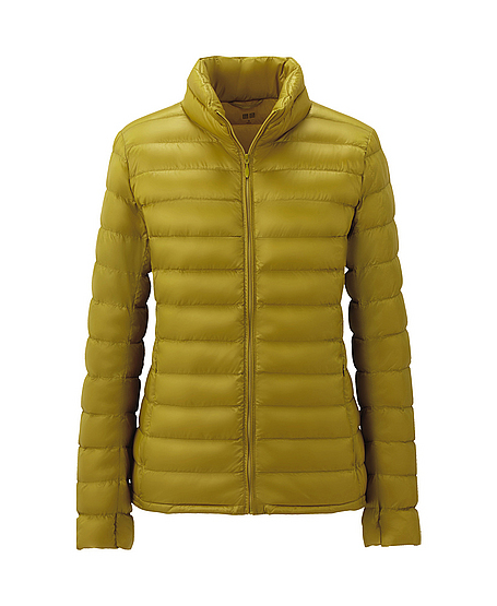 The Ultra Thin Down: Stylish But Hardly Warm For A Cold Winter's Night (1/2)