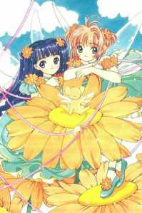 Tomoyo (left) and Sakura (right)