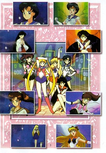 Original 1995 Sailor Moon anime