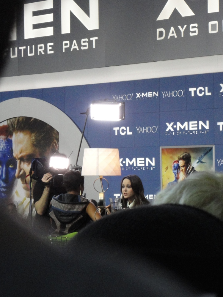 X-Men Days Of Future Past: My Experience Attending A Huge Red Carpet Premiere (3/6)