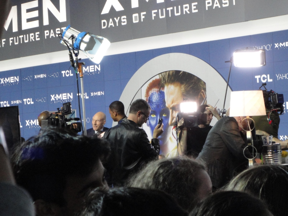X-Men Days Of Future Past: My Experience Attending A Huge Red Carpet Premiere (4/6)