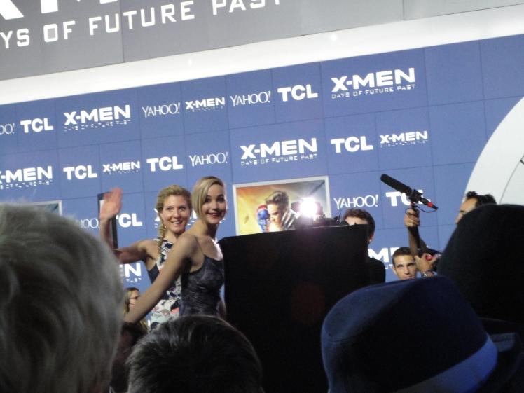 Jennifer Lawrence (Young Mystique)