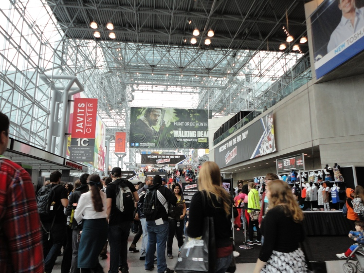 We meet again, New York Comic Con.