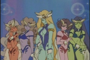 The DD girls arrive and are out to make the Sailor Scouts' lives a living hell before killing them off.
