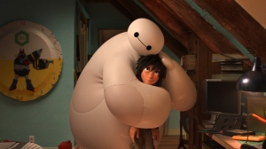 Baymax and Hiro are just the cutest duo ever!