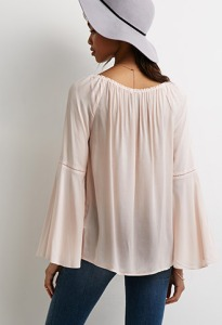 Feel like a modern day princess with a top like this one from Forever 21.