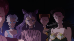 Specter Sisters from the new Sailor Moon Crystal anime.