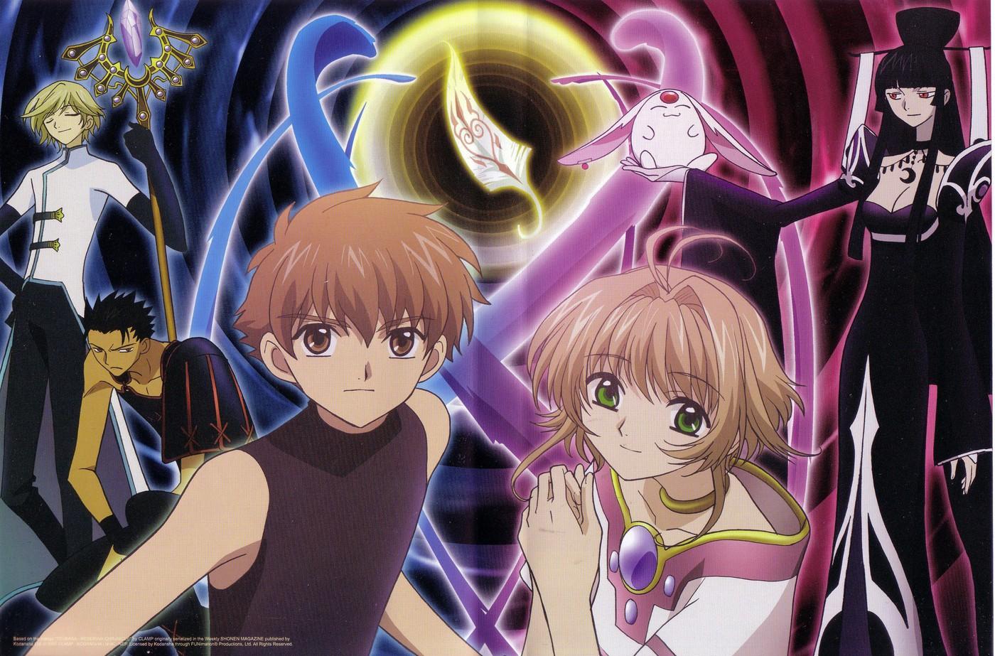 Anime review tsubasa reservoir chronicle season 1 simpleek